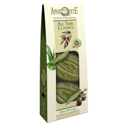 APHRODITE All Times Classic Two Soaps Gift Set (Z-2A)