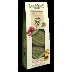 APHRODITE Uplifting Aromas Two Soaps Gift Set (Z-2C)