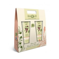 APHRODITE Olive Oil Hand & Foot Spa Set (Z-90B)