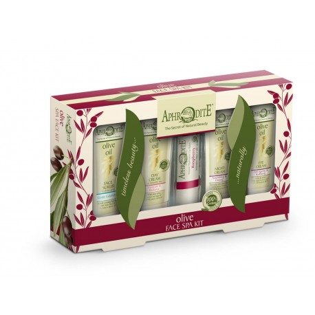 APHRODITE Face Spa Gift (T-4)