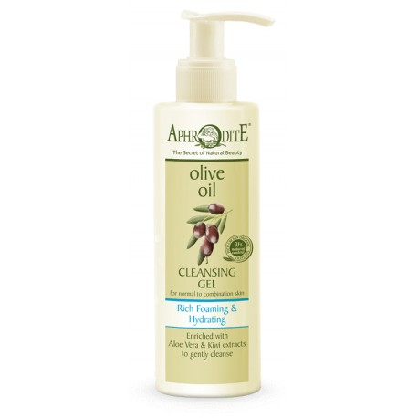 APHRODITE Rich Foaming & Hydrating Cleansing Gel (Z-23)