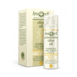 APHRODITE Protecting & Age Shield Sunblock Face Cream SPF 30 (Z-17)