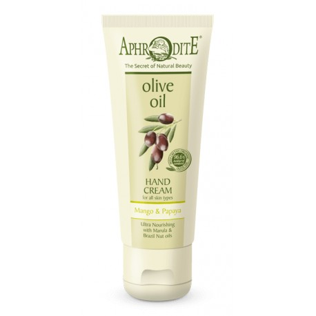APHRODITE Ultra Nourishing Hand cream with Mango & Papaya (Z-8C)