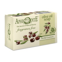 APHRODITE Pure olive oil soap Fragrance Free (Z-70)