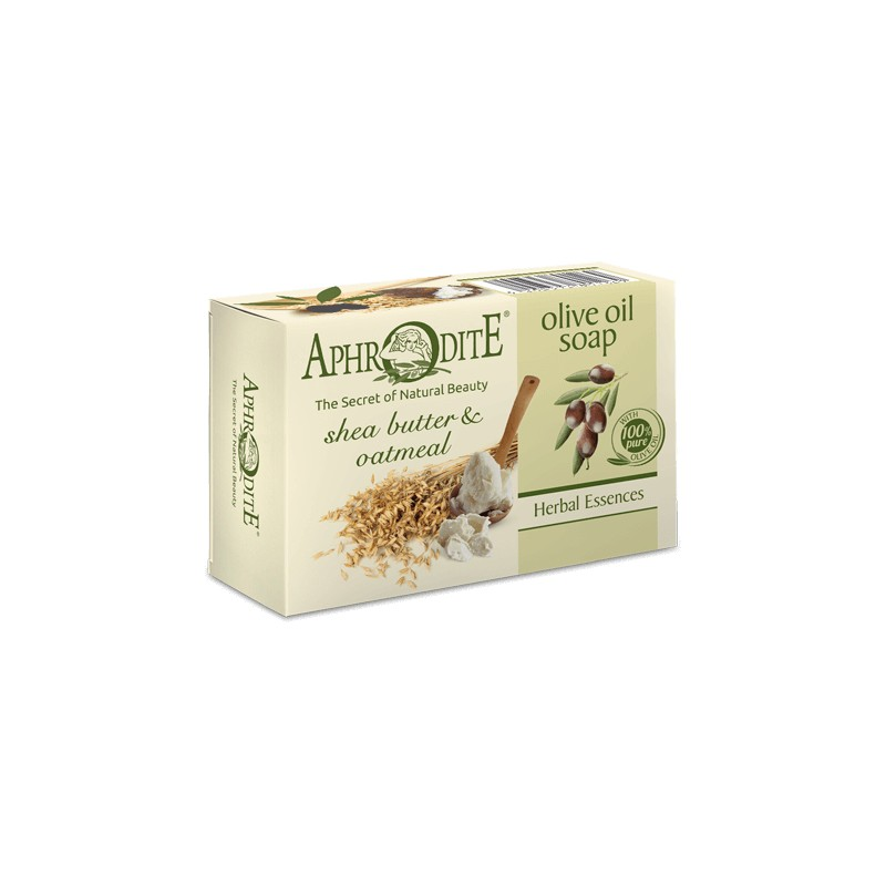 Aphrodite Olive Oil Soap With Shea Butter Amp Oatmeal Z 75