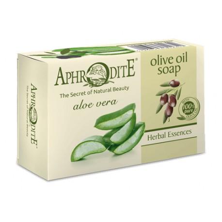APHRODITE Olive oil soap with Aloe Vera (Z-81)