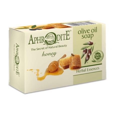 APHRODITE Olive oil soap with Honey (Z-84)