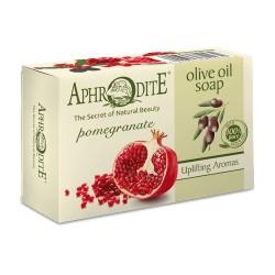 APHRODITE Olivenölseife mit Granatapfel (Z-74)