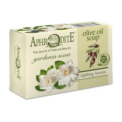 APHRODITE Olive oil soap with Gardenia scent (Z-77)