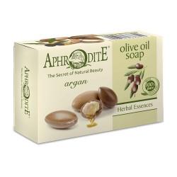 APHRODITE Olivenölseife mit Argan (Z-72)