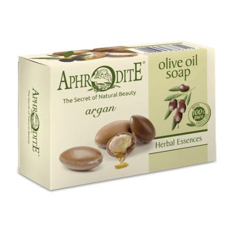 APHRODITE Olive oil soap with argan (Z-72)