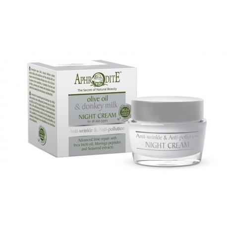 APHRODITE Anti-wrinkle & Anti-Pollution Night Cream (D-20)