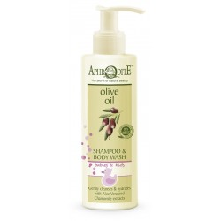 APHRODITE Tear-Free Shampoo/Body Wash for Babies & Kids (Z-33)