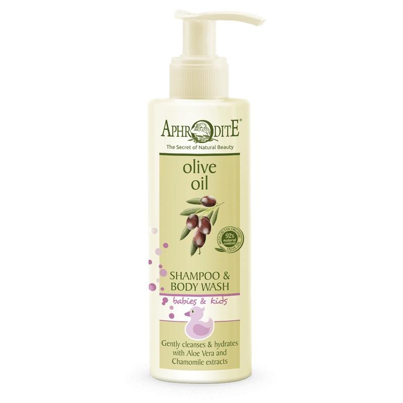 Aphrodite Tear Free Shampoo Body Wash For Babies Amp Kids Z