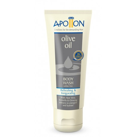 APOLLON Refreshing & Invigorating Body Wash (Z-85)