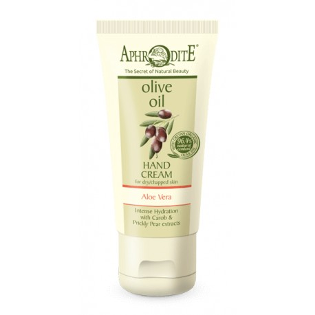 APHRODITE Intense Hydration Hand Cream with Aloe vera Moist Complex (Z-8BS)