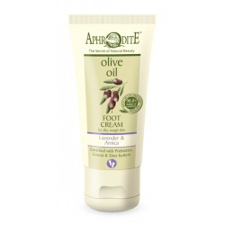 APHRODITE Extra Soft Foot Cream with Lavender scent for dry/rough skin (Z-38SL)