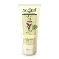 APHRODITE Ultra Nourishing Hand cream with Mango & Papaya (Z-8CS)