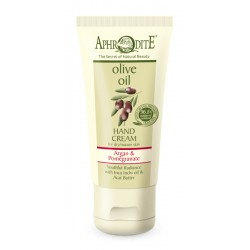 APHRODITE Youthful Radiance Hand Cream with Argan & Pomegranate (Z-8DS)