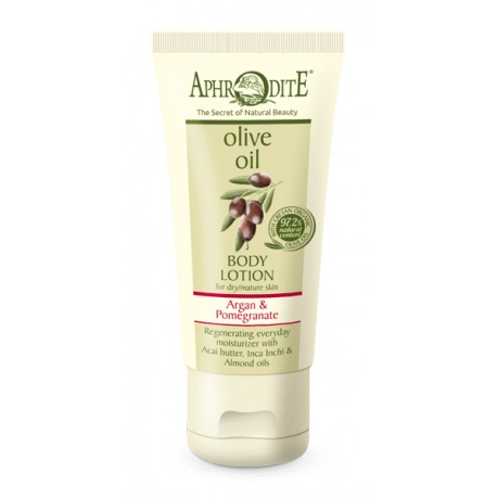 APHRODITE Regenerating Body Lotion with Argan & Pomegranate (Z-9DS)