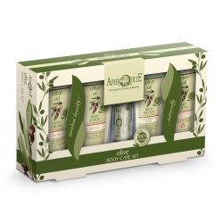 APHRODITE Body Spa Kit (with aloe vera) (T-3B)