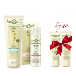 APHRODITE Cleansing & Moisture Facial care pack (DM-13)