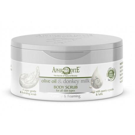 APHRODITE Creamy & Foaming Body Scrub (D-35)