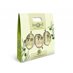 APHRODITE Hand, Body & Foot Care Travel Kit (Z-97C)