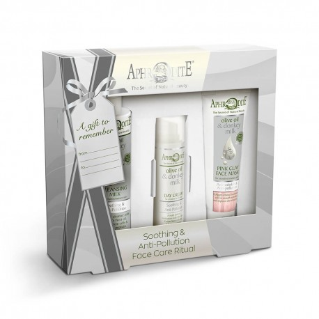 "APHRODITE Face Care ""Soothing & Antipollution"" Gift Set (D-101)"