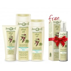 APHRODITE Moisture & Shine Hair care pack (DM-12)