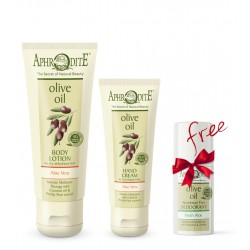 APHRODITE Aloe Body care pack (DM-23)