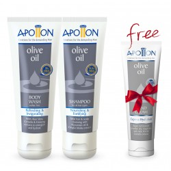 APHRODITE Hair & Body Men care pack (DM-24)